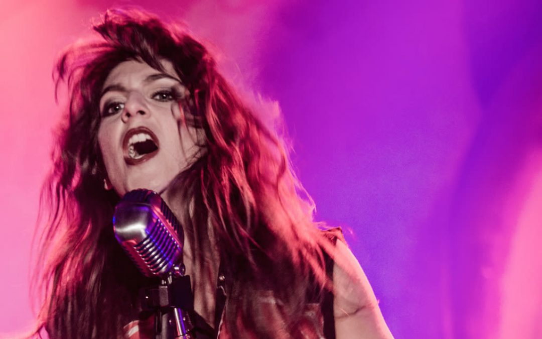 Molly Sides on 'Danger Diva,' Being Covered in Fake Blood, and How She's Not Always an Extrovert