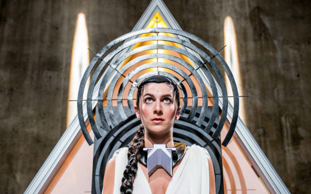 'Danger Diva' Looks Into the Future, Darkly